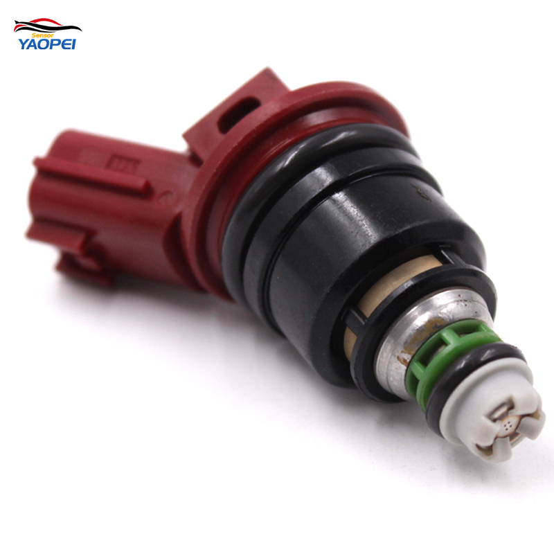 New Pcs E E Fuel Flow Injector For Nissan Zx Maxima Jecs Infiniti I J