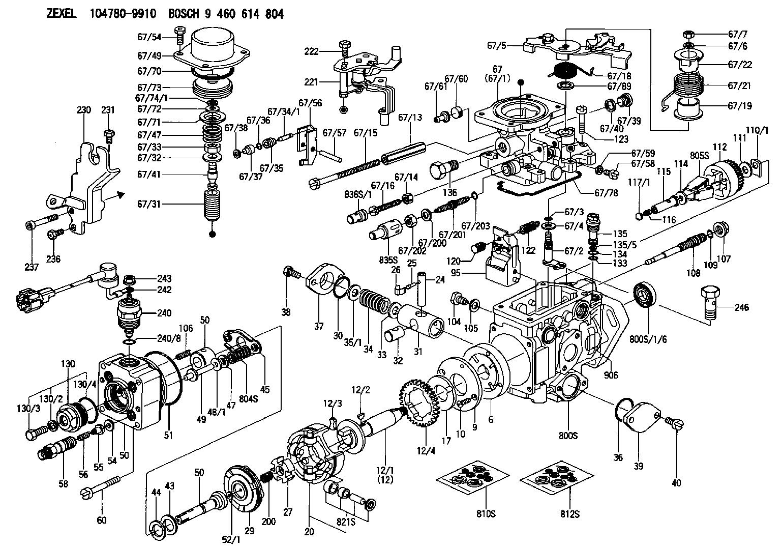 6 2 diesel injection pump