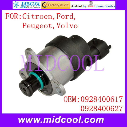 New Common Rail Fuel Pump Metering Pressure Solenoid Valve use OE NO. 0928400617 , 0928400627 for Citroen Ford Peugeot Volvo