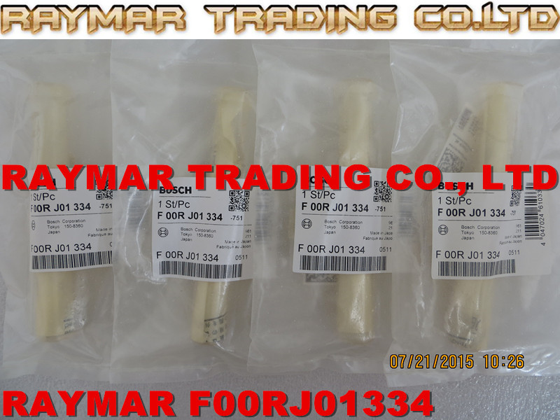 Common rail injector valve F00RJ01334 for 0445120047, 0445120091, 0445120093