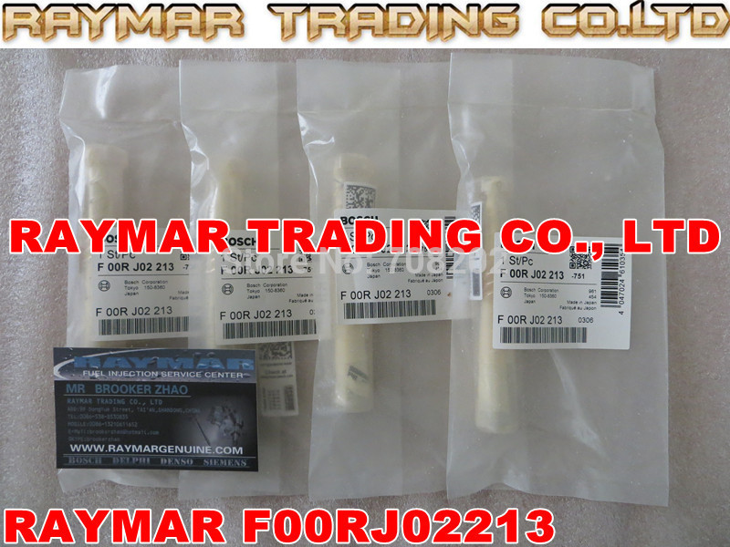 Common rail injector valve F00RJ02213 for 0445120040, 0445120041