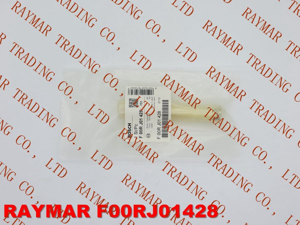 GENUINE Common rail injector valve F00RJ01428 for 0445120048, 0445120049, 0445120090