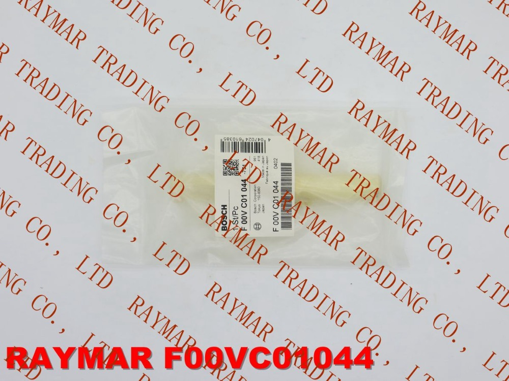 GENUINE Common rail injector valve set F00VC01044 for 0445110126, 0445110290, 0445110064, 0445110101