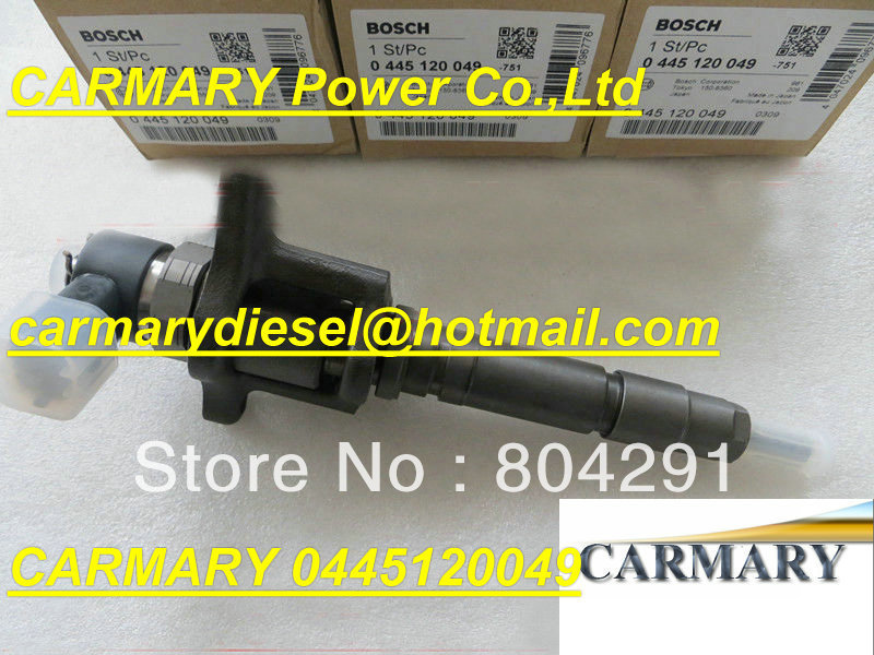 Brand New common rail injector 0445120049 for ME223750 ME223002 Ca/nter 4.9 Diesel Turbo 110KW