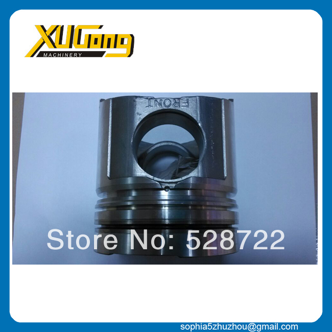 engine piston for komatsu PC200-6 6D102 6BT 5.9