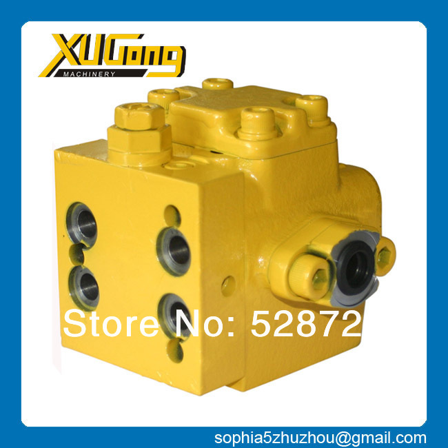 702-21-09147 PC200-6 excavator Since the relief of valve assembly for Komatsu