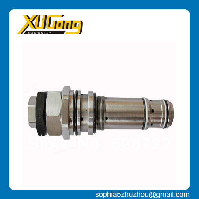 main oil relief valve for PC200-6 6D95