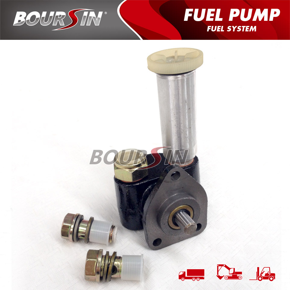 105220-7230 6BG1 / SH200 Diesel Engine Parts 1-15750-197-0 Diesel Fuel Feed Pump/9441610434