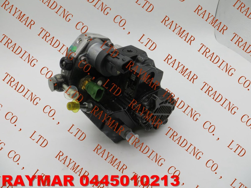 GENUINE Common rail fuel pump 0445010107, 0445010213 for MAZDA BT-50 WE01-13-800, WLAA-13-800
