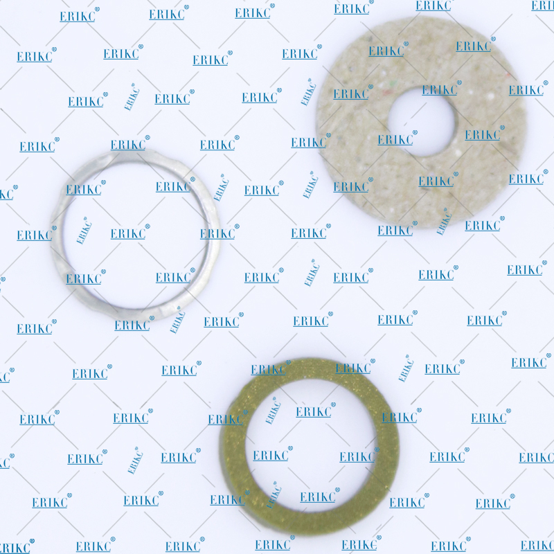 ERIKC sealing rings F00VC99002, CR injectors F 00V C99 002 repair kits, injector seal install kits (2 rings)