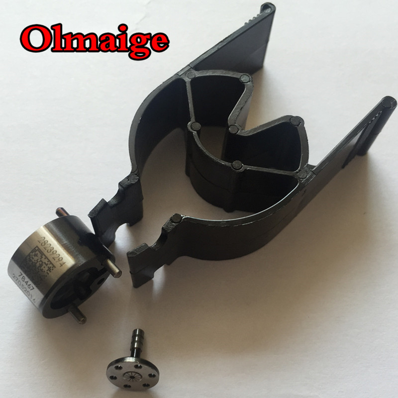 Free shipping black Best quality euro3 euro4 fuel injector commoan rail control valve 28440421 9308-621c 28239294 9308z621c