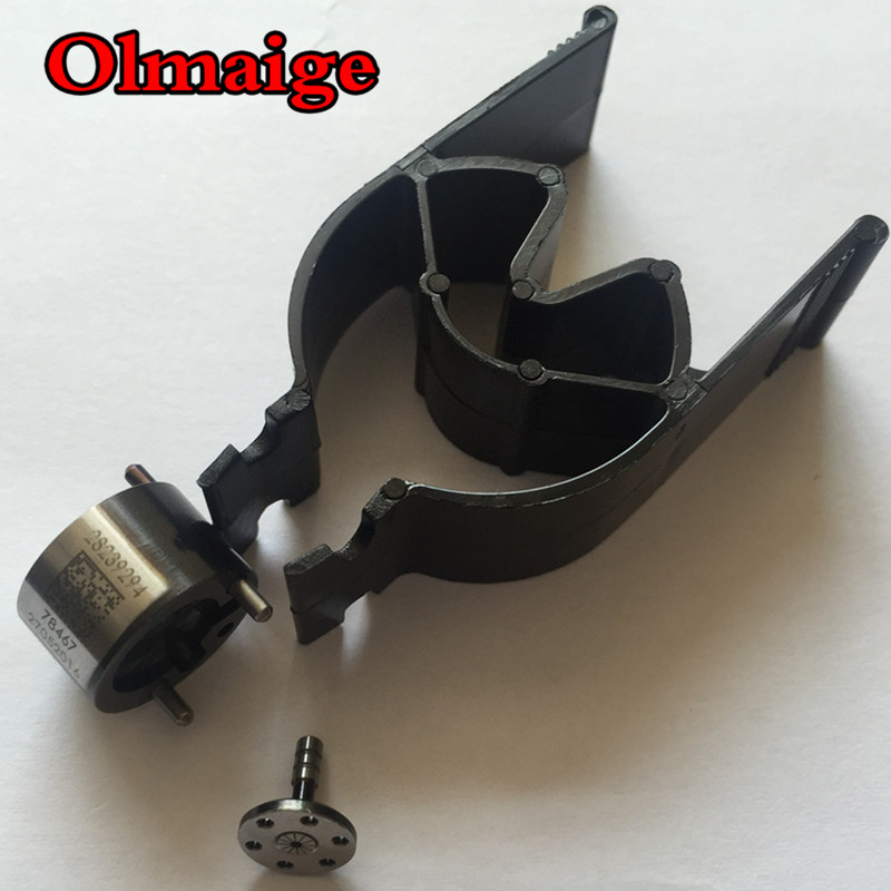 For Ssangyong 9308-621c 28239294 28440421 9308z621c black diamond-like carbon coating diesel fuel injector control valve