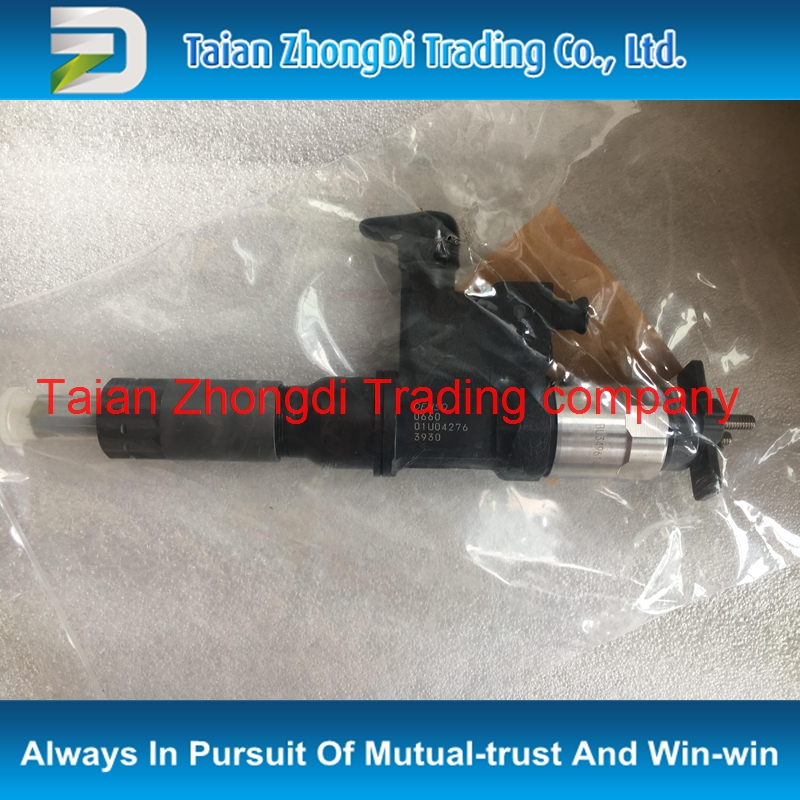 Genuine and new common rail injector 095000-0660 095000-890# 095000-8903 095000-8900 for 8-98151837-3