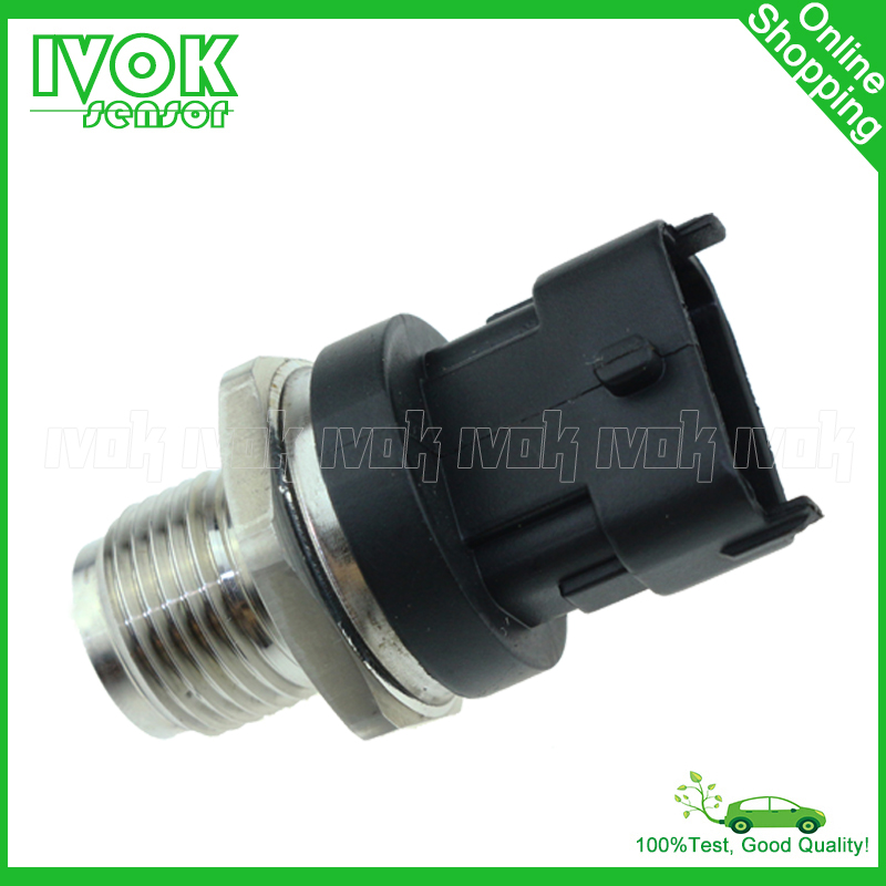 Brand New 1800 Bar Fuel Rail Pressure Sensor For Ford Ranger Everest Mazda BT-50 BT50 2.5 3.0 2008 0281006018 WE01-13-GC0