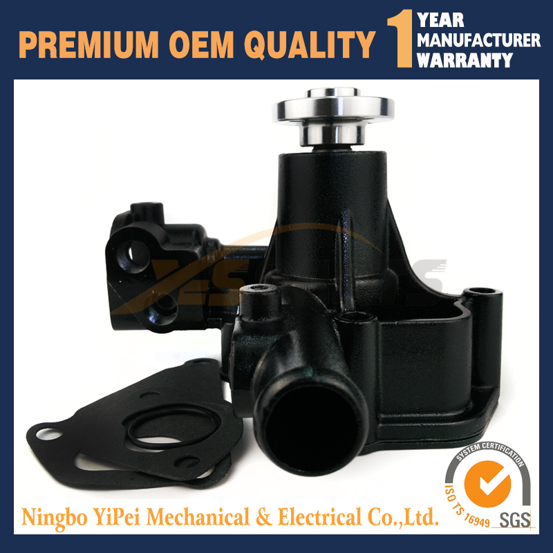 Water Pump for Yanmar 4TNV84 4TNV88 Excavators Skid Steer Loader