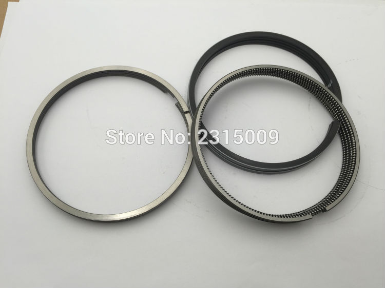 4tnv98 4tne98 piston ring promotion from a set of 16 For Yanmar diesel spare parts 4TNE98 4TNV98 cylinder liner kit