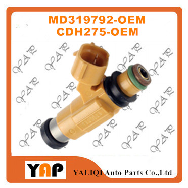 NEW FUEL INJECTOR (4) FOR FITMITSUBISHI Diamante Eclipse Montero Sport 6G72 4G64 3.0L 2.4L L4 V6 MD319792 CDH275 1997-2014