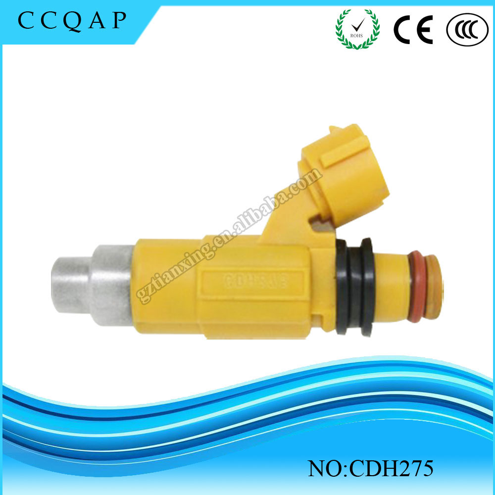 High quality 4x CDH275 Fuel Injector for Mitsubishi Marine Yamaha F150 Outboard