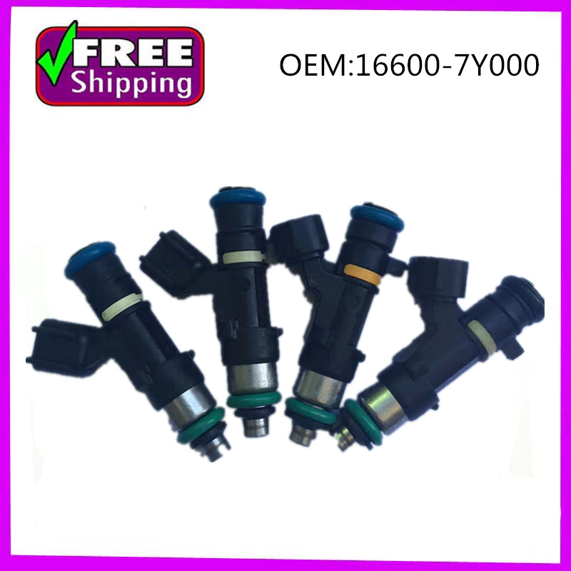 high performance fuel injector nozzle OEM 16600-7Y000