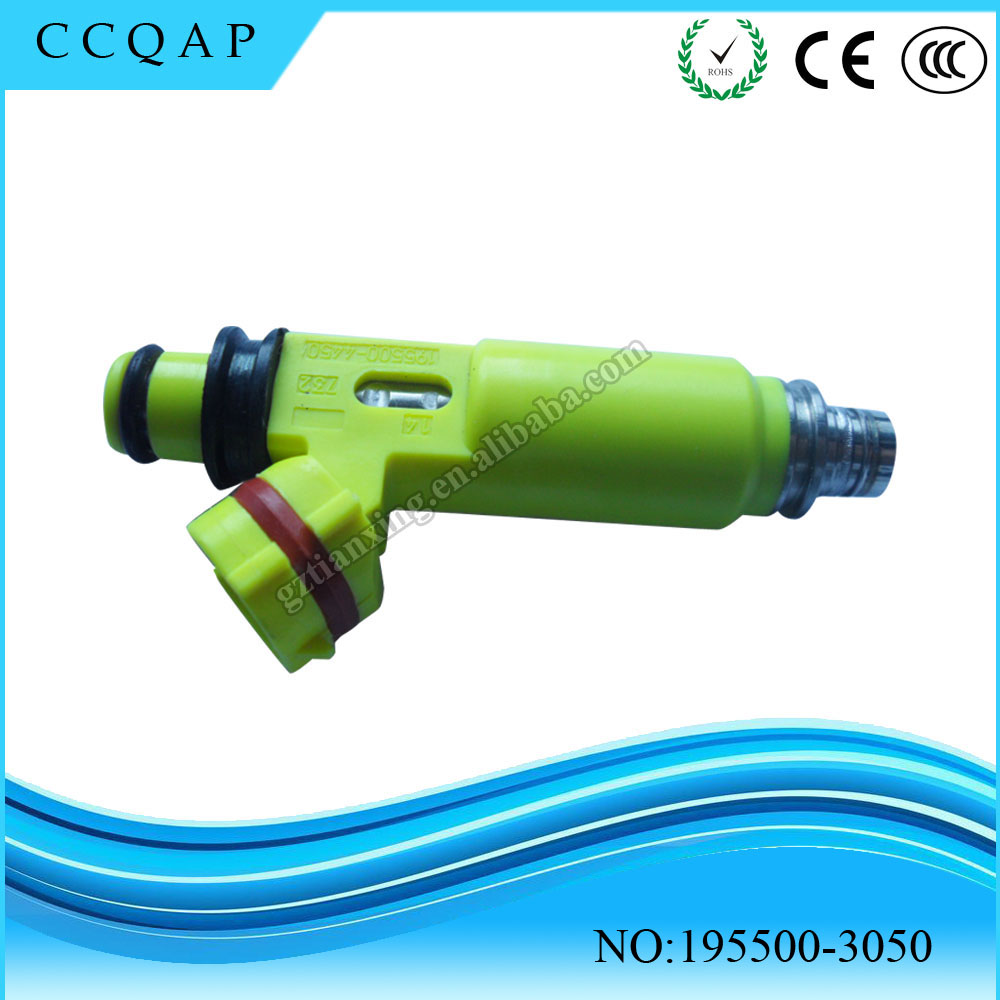 High Quality 195500-3050 Fuel Injector Nozzle For Mazda 195500 3050 1955003050