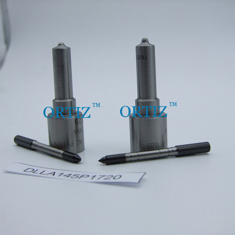 DLLA 145 P 1720 diesel spray nozzle DLLA145P1720, ORTIZ pump parts injector nozzle DLLA145 P1720 for injector 0455110317