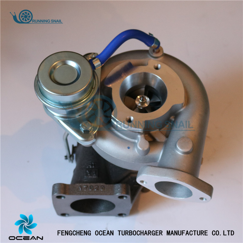 send within 24 hours!CT26B 17201-17040 Landcruiser 100 (2002-2003) 204 HP 1HDFTE 4.2L turbo turbocharger