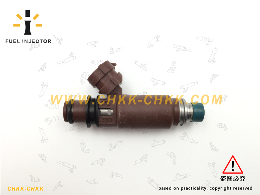 Fuel injector for Mazda 195500-4800 good quality 195500 4800