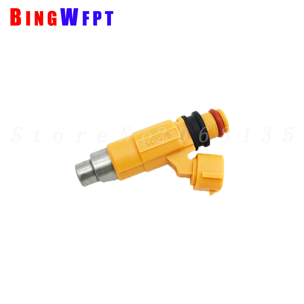 4PCS Original Fuel Injectors For Mitsubishi Galant MD319792 CDH275 For Yamaha outboards 150HP F200 F225 LF225 LF200