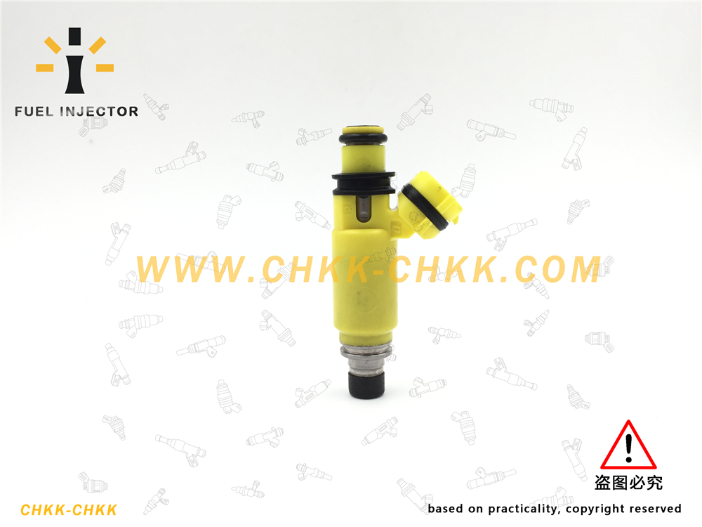 Fuel injector for Honda Civic CRX SIR VT CR-X EF8 B16A 1.6L L4 195500-3550 good quality 195500 3550