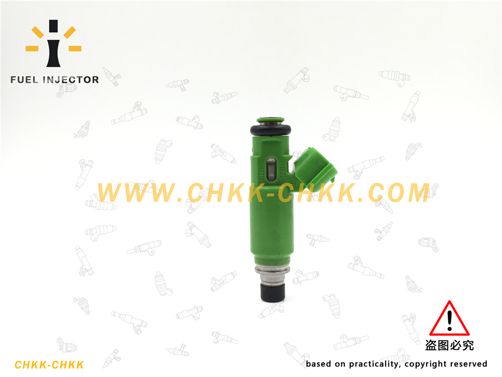 Fuel injector for Mazda 195500-3740 good quality 195500 3740