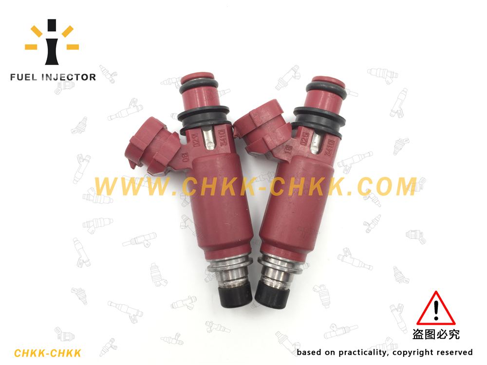 Fuel injector for MAZDA MX3 MX5 1.6L 195500-3410 good quality 195500 3410