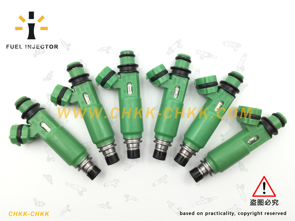 Fuel injector for Misubishi v73 6g72 3.0l v6 195500-3170 good quality 195500 3170