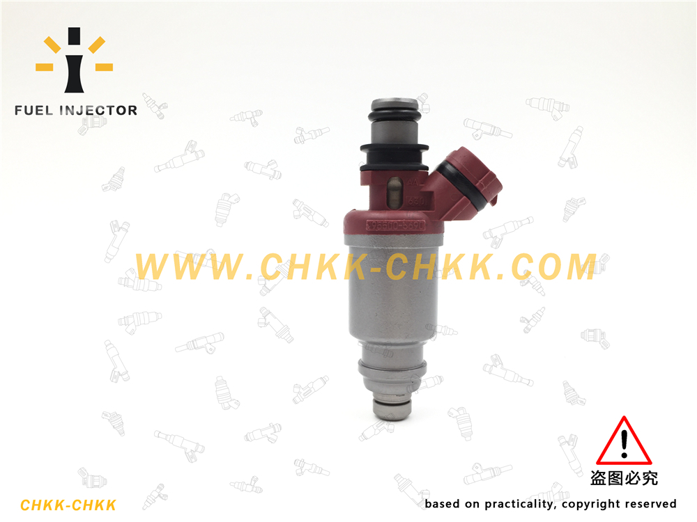 Fuel injector for Mitsubishi 1997 Montero LS 3.5L V6 195500-5690~MD323733 good quality 195500 5690~MD323733