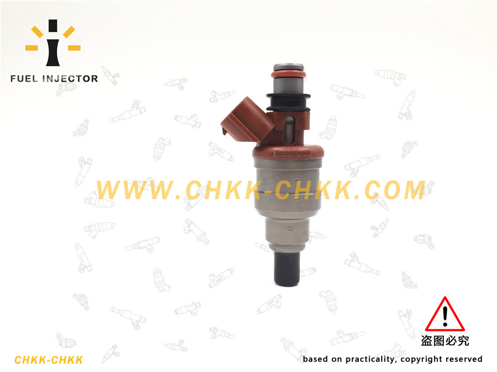 Fuel Injector Nozzle For Mazda 323 1.6 for Daihatsu 1.0/1.3/1.6 195500-2120 195500-2120 B61K-13-250 195500 2120 B61K 13 250