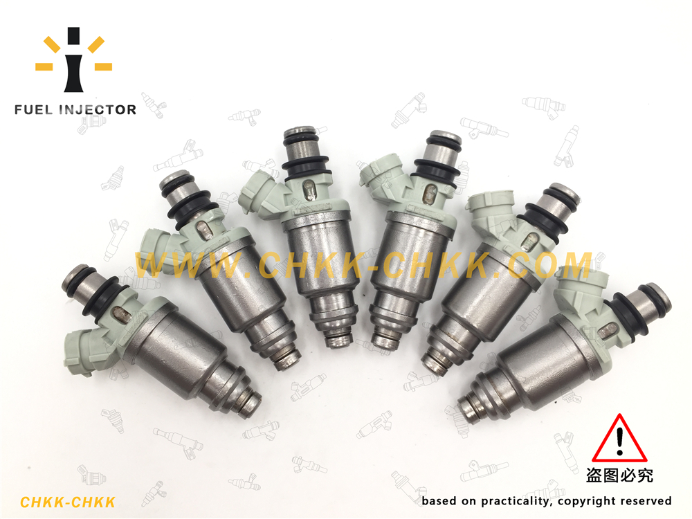 Fuel Injector Nozzle For Mitsubishi Pajero V20 3.0 L 110KW 195500-5670~MD308861 good quality 195500 5670~MD308861