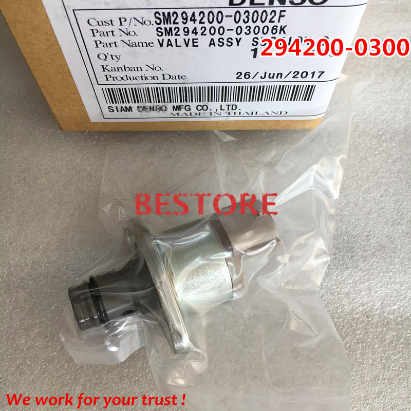 Promotions !Genuine and New Original Pressure Regulator /SCV Assy 294200-0300 294200-0301
