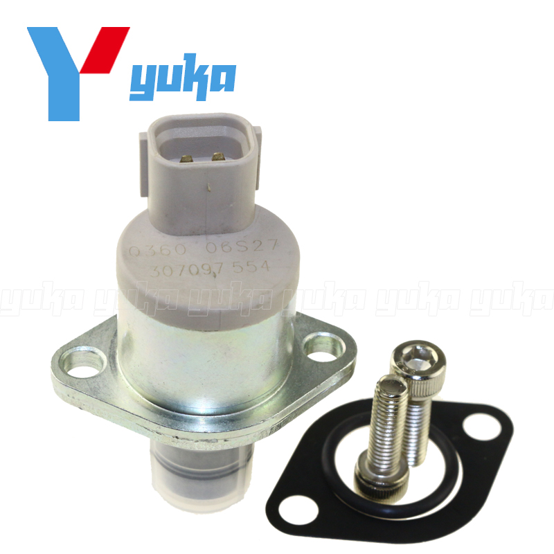 Suction Control Valve Fuel Pump Pressure Regulator Engine 294200-0360 A6860-VM09A SCV D40 CRD Sensor 294009-0260, 294009-0160