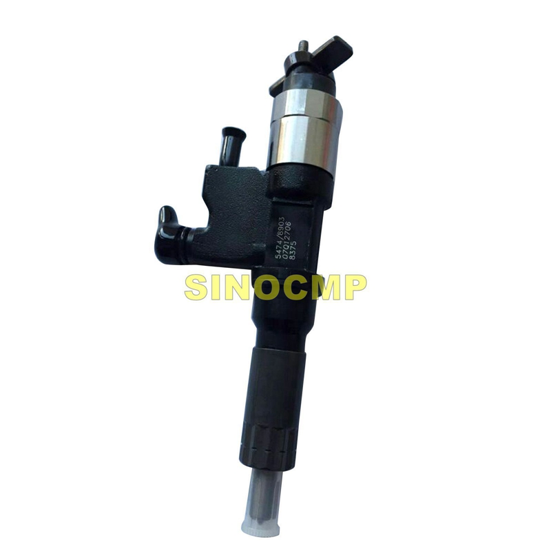 Engine 4HK1 6HK1 Excavator Common Diesel Injector 8-98151837-2 8-98151837-3 For Hitachi ZX210H-3 ZX200-3 ZX350-3 ZX330-3