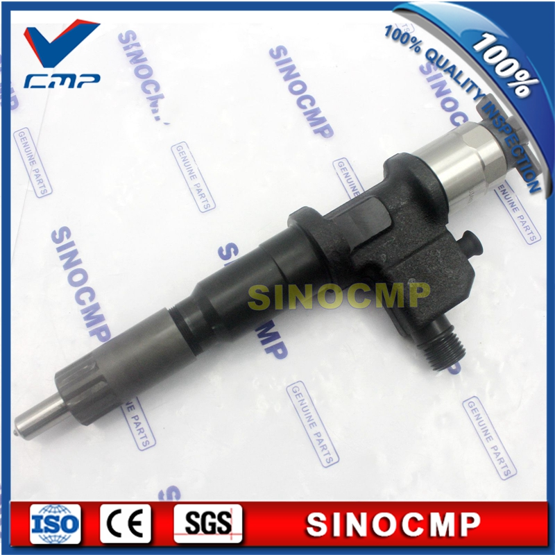 Engine Fuel Injector 8-98151837-2 8-98151837-3 For Hitachi ZX200-3 ZX330-3