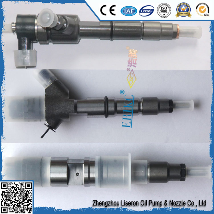ERIKC common rail pump spare parts injector 0445120048, auto engine common rail injector assy 0445 120 048