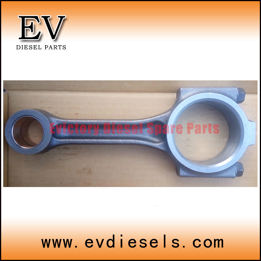 Genuine new type Yanmar 4TNV98 4TNV98T connecting rod/con rod