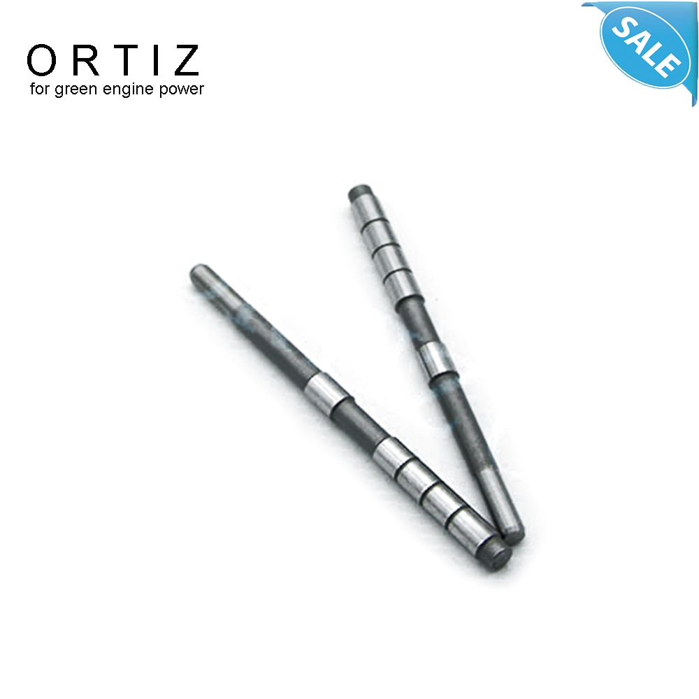 ORTIZ 095000-6980 common rail injector control valve rod (length=56.35mm) valve rod assembly for D-m-ax 3ltr 4JJ1 injection