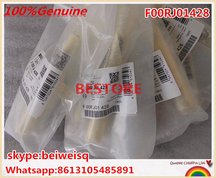 original Common rail injector valve F00RJ01428 for 0445120048, 0445120049, 0445120090