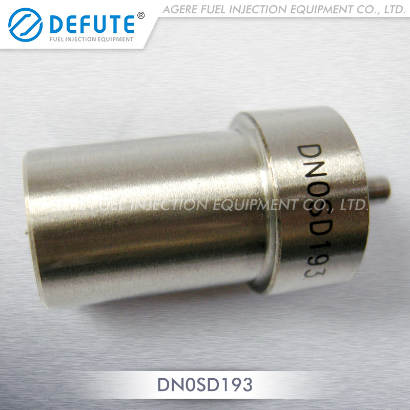DN0SD193 DNOSD193, Diesel engine parts, Diesel fuel injection nozzle