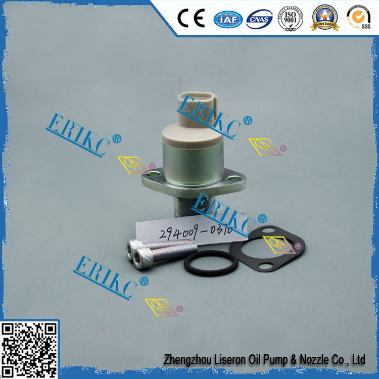 ERIKC 294009-0370 Diesel Suction Control Valve 2940090370 fuel metering valve 294009 0370 common rail measure tool