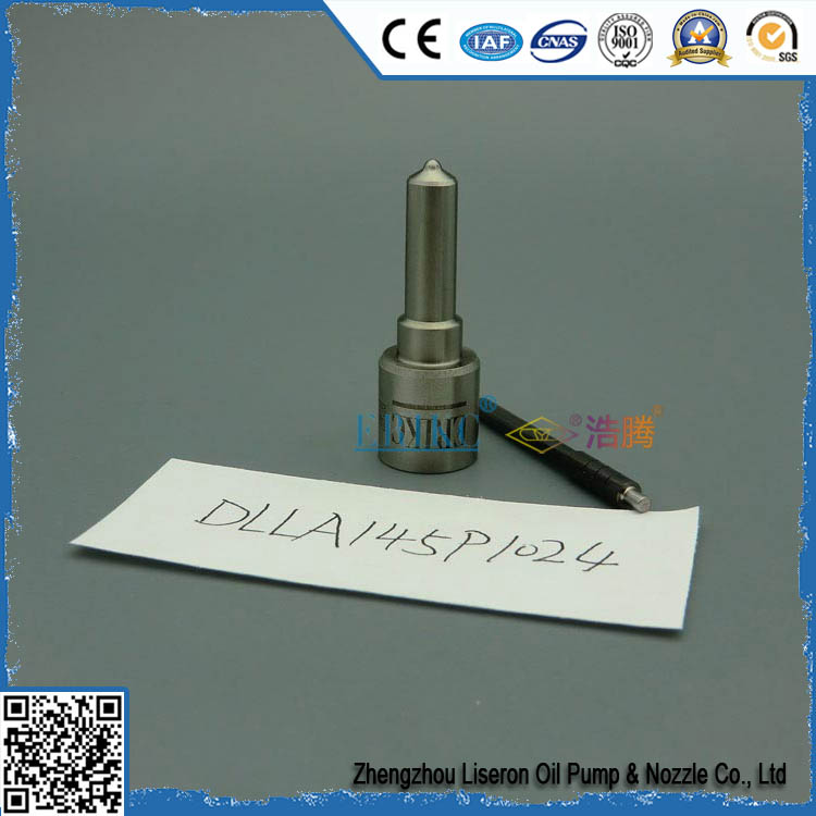 ERIKC DLLA145P1024 (093400 1024) injector nozzle DLLA 145P 1024 and spare part injection nozzle DLLA 145 P1024 (093400-1024)