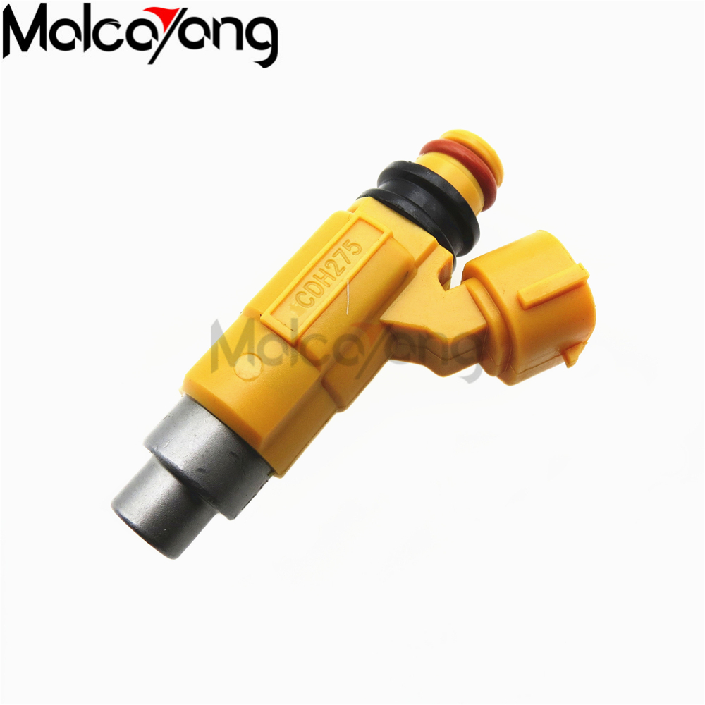 For FLOW MATCHED Marine Yamaha Outboard F150 HP Fuel Injector Set (4) 63P1376100 732008c MD319792 CDH275 CDH-275