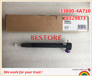 special price !! Genuine and New common rail injector 28229873 for 33800-4A710 ,338004A710 IN STOCK
