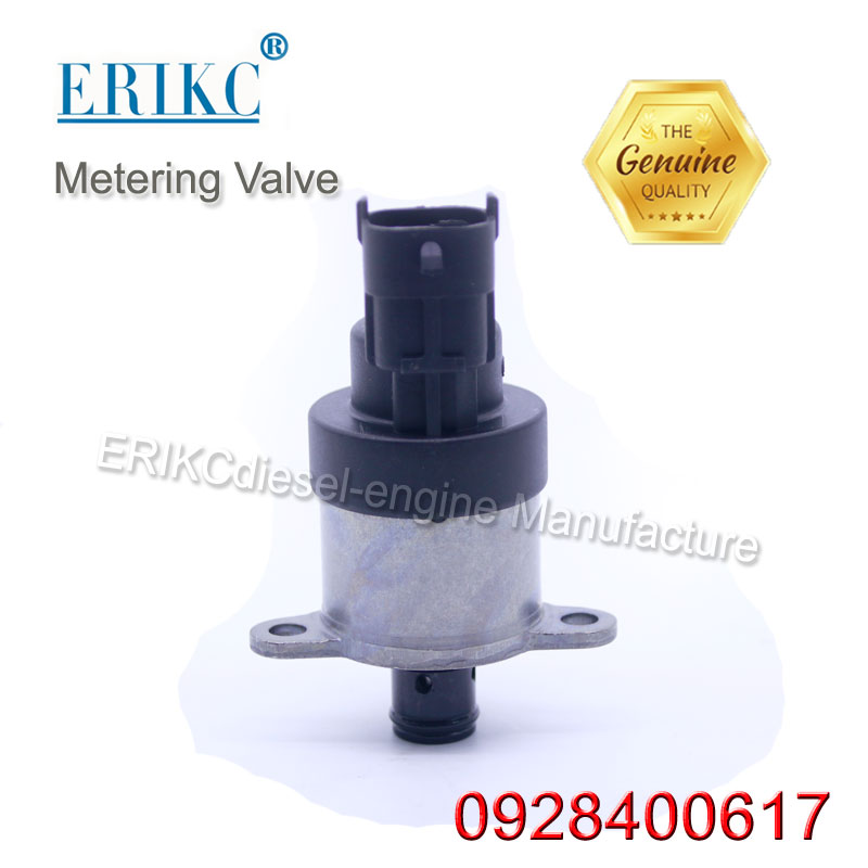 ERIKC 0928400617 diesel engine parts Injection Pump Fuel Metering Valve set 0 928 400 617 Fuel Pressure Sensor