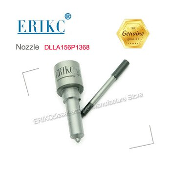 original injection nozzles DLLA156P1368 ERIKCoil spray nozzle crdi 0433 171 848 oil burner nozzle DLLA 156 P1368
